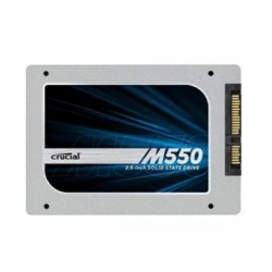 "Crucial CT256M550SSD1 M550 256GB SSD SATA 2.5"" 7mm"