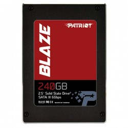 Patriot PB240GS25SSDR Blaze SATA3 240GB SSD