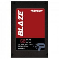 Patriot PB60GS25SSDR Blaze SATA3 60GB SSD