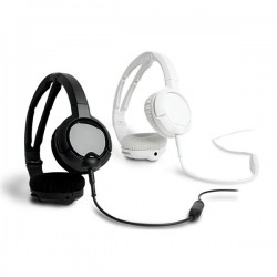 SteelSeries Flux Black/White Headset
