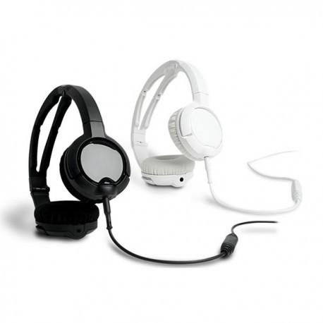 SteelSeries Flux Black/White Headset