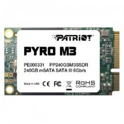 Patriot PP240GSM3SSDR Pyro M3 mSATA3 240GB SSD