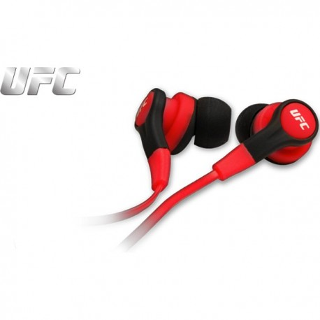 SteelSeries Siberia In-Ear UFC Edition Headset