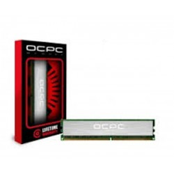 OCPC BLADE DDR3 PC12800 1600Mhz CL11 4GB KIT (2x2GB) - Promo Price! Memory