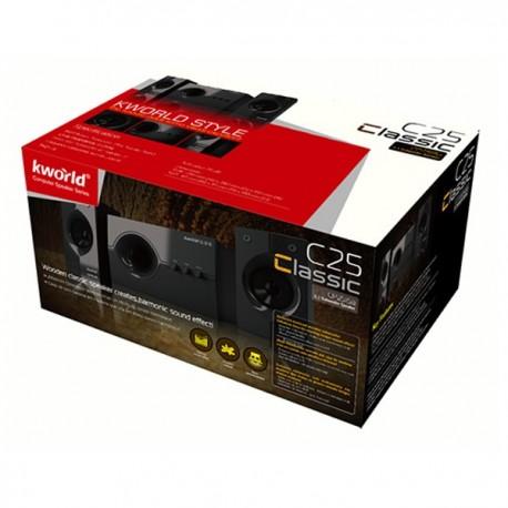 Kworld C25 2.1 Clearance 6 Bln Speaker