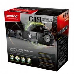 Kworld G19 3.1 Clearance 6 Bln Speaker