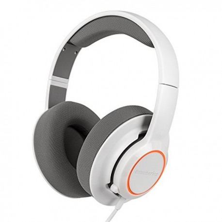 SteelSeries Siberia Raw Prism White Headset
