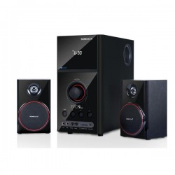 SonicGear Evo 9 2.1 Channel (Bluetooth, Remote) Speaker