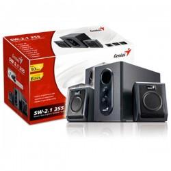 Genius SW 2.1 355 (Black) Speaker