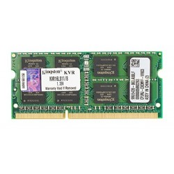 Kingston DDR3 8GB PC12800 Single Channel Memory