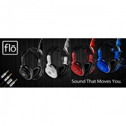 Bitfenix Flo Black, Red, Blue, White (By Alfa AAA) Headset