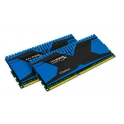 Kingston Hyper X Blu DDR3 PC12800 16GB - KHX16C10B1BK2/16X (Dual Channel Kit 8GB x 2) Memory