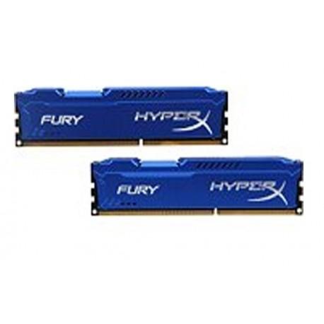 Kingston Hyper X Genesis DDR3 PC12800 8GB - KHX1600C9D3X2K2/8GX (Dual Channel Kit 4GB x 2) Memory