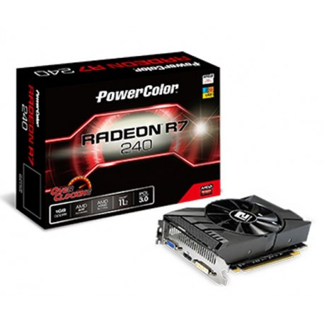 Power Color Radeon R7 240 1GB DDR5 128 Bit VGA