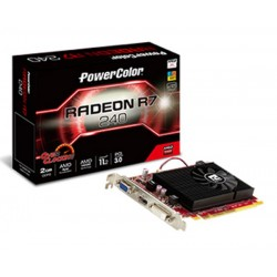 Power Color Radeon R7 240 2GB DDR3 128 Bit VGA