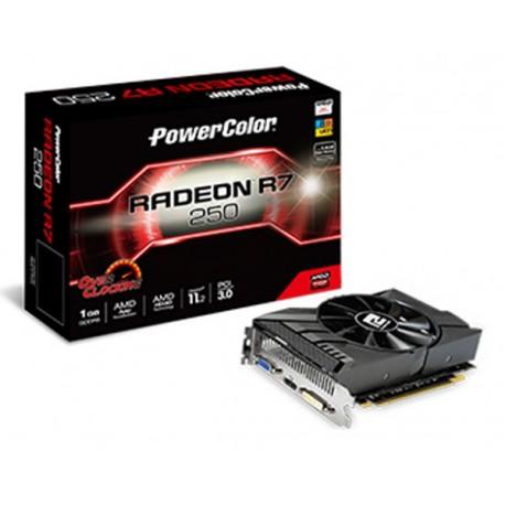 Power Color Radeon R7 250 OC 1GB DDR5 128 Bit VGA