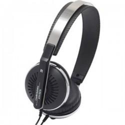 Audio Technica ATH RE70 , Retro Face Headsets Black