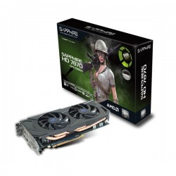 Power Color Radeon HD7870 2GB DDR5 OC VGA