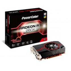 Power Color Radeon R7 260 TURBO OC 2GB DDR5 128 Bit VGA