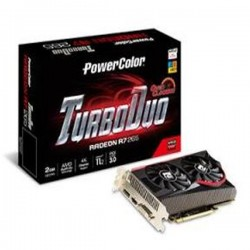 Power Color Radeon R7 265 TURBO OC 2GB DDR5 256 Bit VGA