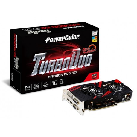 Power Color Radeon R9 270 2GB DDR5 256 Bit VGA