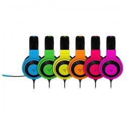 Razer Kraken Pro Neon Series (Blue, Orange, Red, Purple, Yellow, Green) Headset