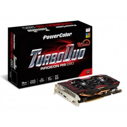 Power Color Radeon R9 280 3GB DDR5 384 Bit TurboDuo VGA