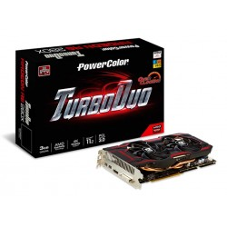 Power Color Radeon R9 280X 3GB DDR5 OC 384 Bit TurboDuo VGA