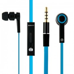 Jabees WE104M Corded Stereo Earphone