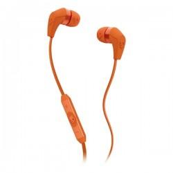 SkullCandy S2FFDM-211 50/50 IN-EAR W/MIC 3 Athelic Orange Headset