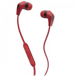 SkullCandy S2FFFM-059 50/50 IN-EAR W/MIC 3 Red Headset