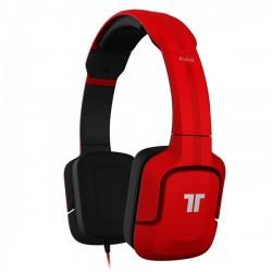 MFi Tri Kunai Stereo Mobile Hdset Red Headset