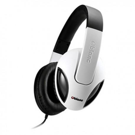 Oblanc NC1-1 COBRA 2.0 PROFESIONAL Headset WHITE