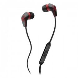 SkullCandy S2FFFM-258 50/50 IN-EAR W/MIC 3 Black/Red Headset