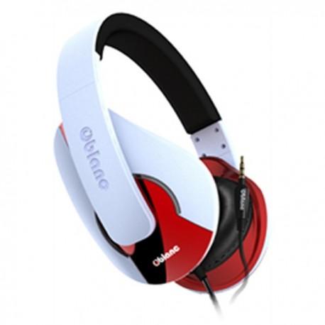 Oblanc NC3-1 SHELL 2.0 PROFESIONAL Headset WHITE