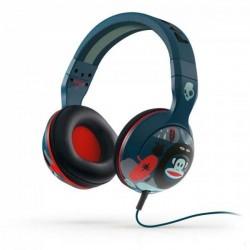SkullCandy S6HSFZ-330 HESH 2 OVER-EAR PAUL FRANK/NAVY/RED Headset