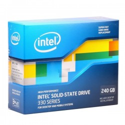 Intel SSDSC2CT240A3K5 SSD 330 Series 240GB SATA 3 MLC Internal