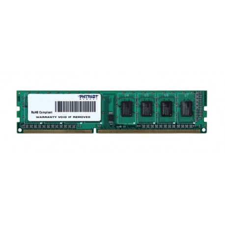 Patriot DDR3 Signature Line Series PC17000 8GB - PSD3 2G 1600 H Memory