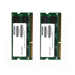 Patriot SO-DIMM DDR3 PC10600 8GB - PSD3 8G 1333 S Memory