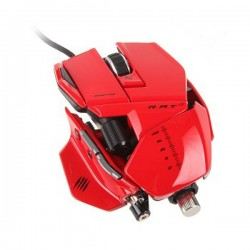 Mad Catz R.A.T.7 Mouse - Red