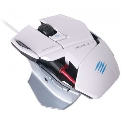 Mad Catz R.A.T.3 Mouse - White