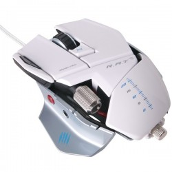 Mad Catz R.A.T.5 Mouse - White