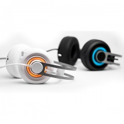SteelSeries Siberia Elite Gaming (White/Black) Headset