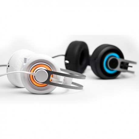 SteelSeries Siberia Elite Gaming (White/Black) Headset