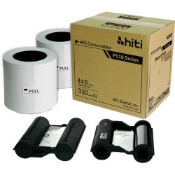 Ribbon dan Paper HITI P510 Series