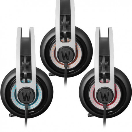 SteelSeries Siberia Elite World of Warcraft Edition Headset