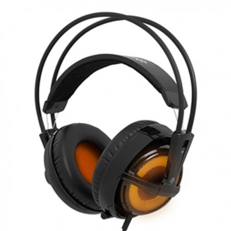 SteelSeries Siberia Full-Siza V2 USB (Heat Orange) Headset