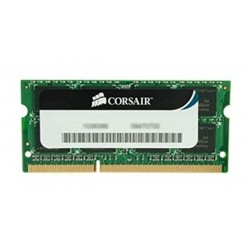 Corsair SO-DIMM DDR3 8GB PC12800 - CMSO8GX3M1C1600C11 (1X8GB) - Low Voltage Memory