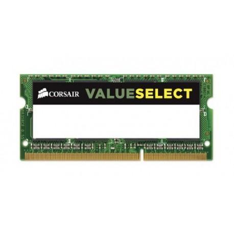 Corsair SO-DIMM DDR3 4GB PC12800 - CMSO4GX3M1C1600C11 (1X4GB) - Low Voltage Memory