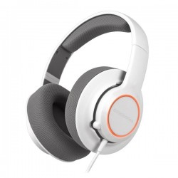SteelSeries Siberia Raw Prism (White/Black) Headset